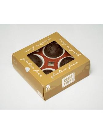 Muffinka bezglutenowa ciemna 250g